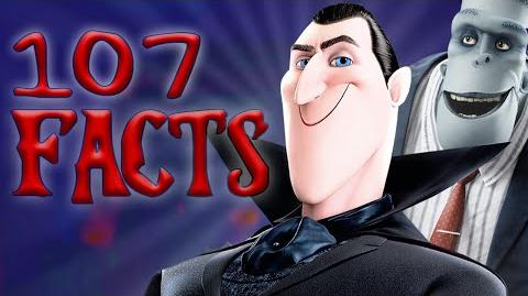 107 Hotel Transylvania Facts YOU Should Know! (ToonedUp 43) @ChannelFred