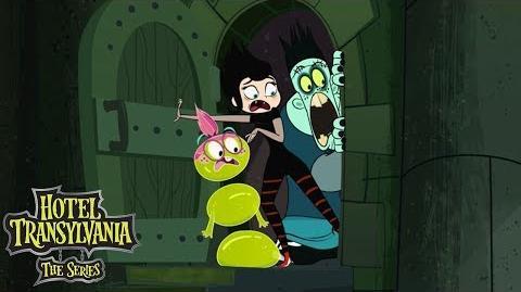 Summer Vacation Hotel Transylvania The Series Disney Channel