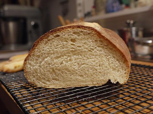 File:Italian Bread - Crumb.jpg