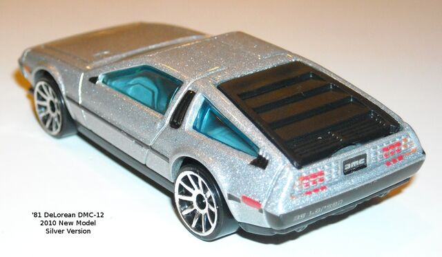 File:Delorean silver rear.jpg