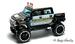 Hummer h2 sut police