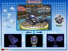 Silhouette II was Playable in Hot Wheels Mechanix PC 1995 Dark Rider Series