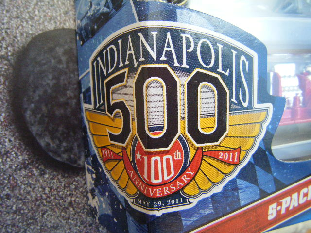 File:Hot Wheels 2012 5 pack Indianapolis 500 badge.JPG
