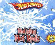 08 Holiday Hot Ros Wally Card