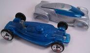 2002 Autonomy Concept car open
