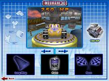Splittin' Image II was Playable in Hot Wheels Mechanix PC 1999 Terrorific Series