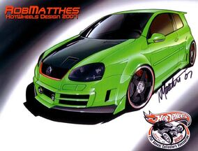VW GTI Rod Matthes