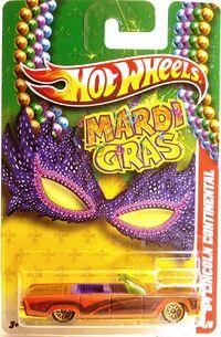2011 MardisGras Card