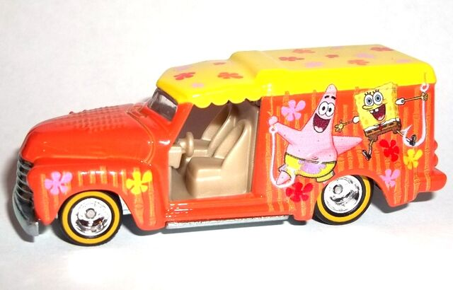 File:HW-SpongeBob SquarePants-Custom '52 Chevy.jpg