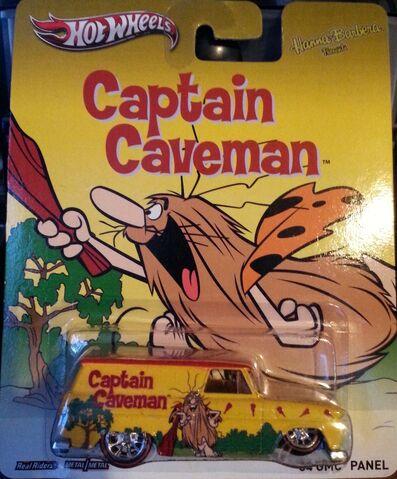 File:HW-Hanna Barbera-'64 GMC Panel-Captain Caveman...jpg