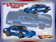 2012 HW Performance Monte Carlo SS