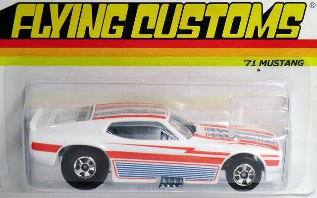 File:'71 Mustang Funny Car-2013.jpg