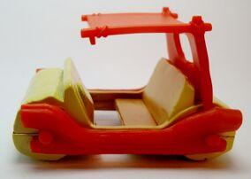 The Flintstones Flintmobile-2013