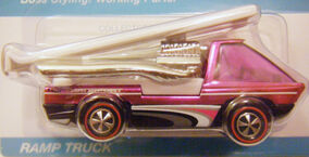 Ramp Truck - 08 RLC Rewards