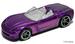 C6 corvette purple