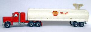 Peterbilt Tanker Steering Rig - 7615df
