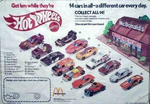 Mcdonald S Hot Wheels Wiki Fandom Powered By Wikia
