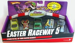 2009 Target Easter 5 Pack