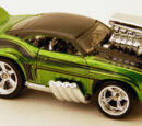 'Tooned '69 Camaro Z28