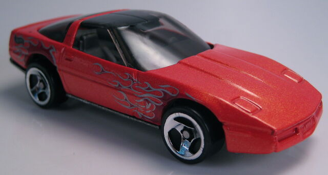 File:80s Corvette orange pearl 3sp 2001.JPG