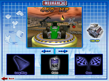 Super Modified was Playable in Hot wheels mechanix PC 2