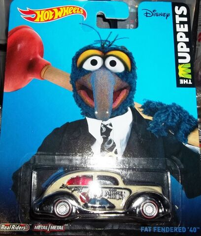 File:HW-The Muppets-Fat Fendered '40-Gonzo the Great.jpg