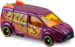 Hot Wheels Ford Transit Connect DVC42