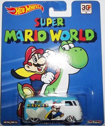 File:HW-2015-Pop Culture-Mix F- Super Mario Bros-VolkswagenT1 Panel Bus..jpg