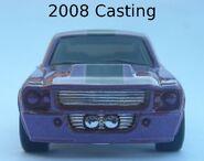 GT-500 2008