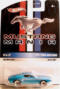 2009 Mustang Mania card