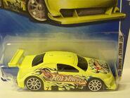 076 HW Racing Amazoom (Yellow)