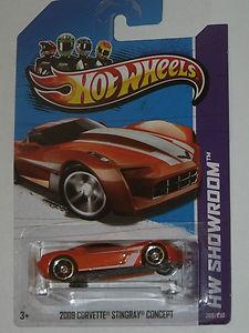 File:2009 Chevrolet Corvette Stingray Concept.jpg