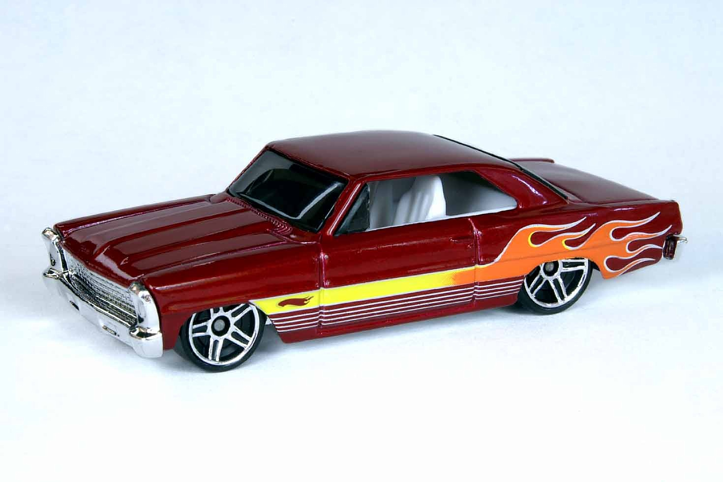 66 Chevy Nova Hot Wheels Wiki Fandom Powered By Wikia