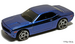 Dodge challenger concept blue