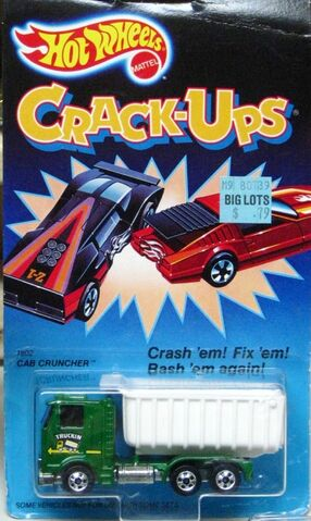 File:Cab Cruncher - green & white, BW ('87 Crack-Ups).jpg