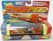 Hot Wheels Top Speed 2 Set