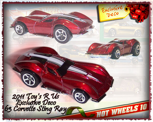 File:2011 Toys R Us Exclusive Deco 63 Corvette Sting Ray.jpg