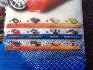 2013? Euro mystery cars