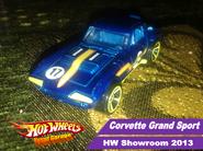 Corvette Grand Sport 2013