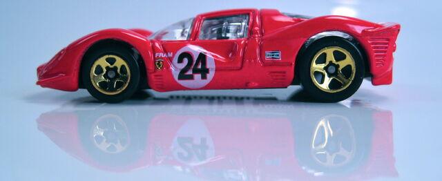 File:Ferrari P4 red profile.JPG