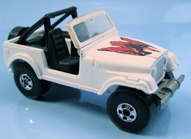 File:Jeep CJ7 white blk int BW white windshield surround.JPG