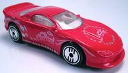 93 camaro red road atlanta 25th anniversary code 3 1995