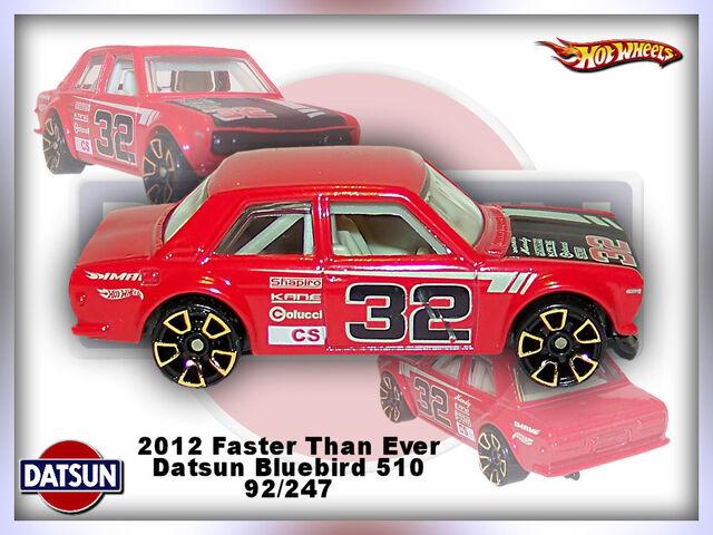 File:2012 Faster Than Ever Datsun Bluebird 510.jpg
