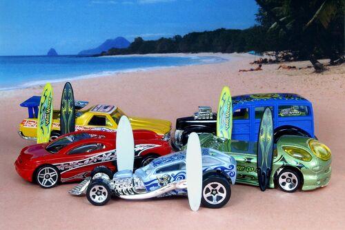 2003 Wild Wave Series - 6481cf