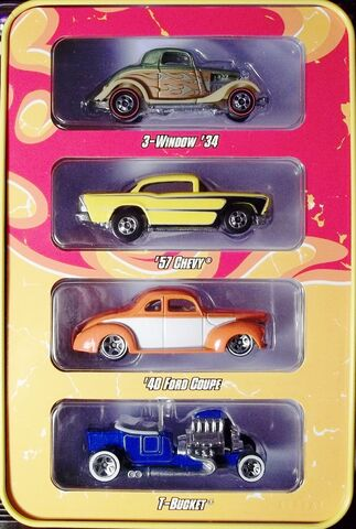 File:HW-Since '68 Series-Hot Rods 4-Car Tin Set.JPG