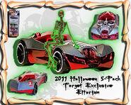 2011 Halloween 5-Pack Target Exclusive Ettorium