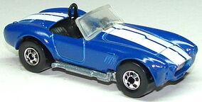 Classic Cobra BluBW
