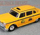 '74 Checker Taxi Cab