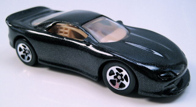 File:93 Camaro black met tan int clear glass 5sp MAL base.JPG