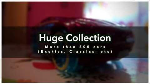 Hot Wheels - Yonk Collection Dubstep Montage